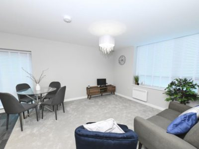 Foregate House, Stafford, 1 Bed, £525 pcm