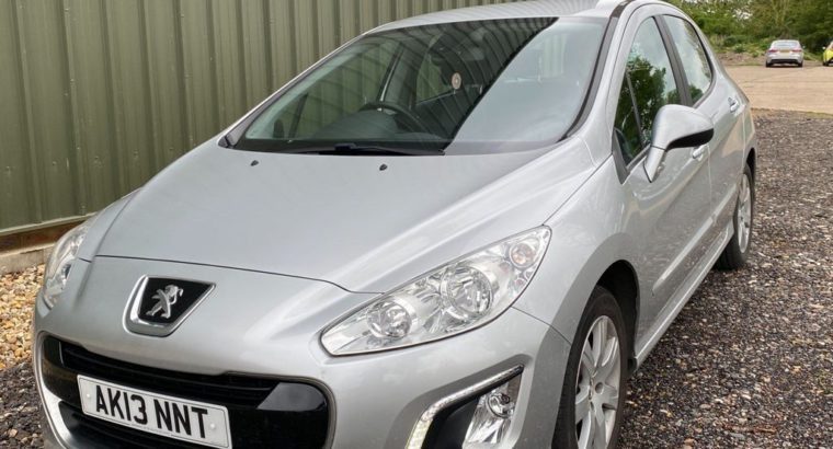 Peugeot 308 1.6 HDi Active 5dr