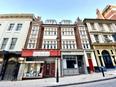 19-21 Temple Street, 2 Bed £825 PCM